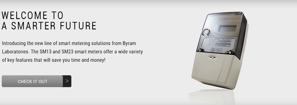 Welcome to a Smarter Future with the Byram SM line.